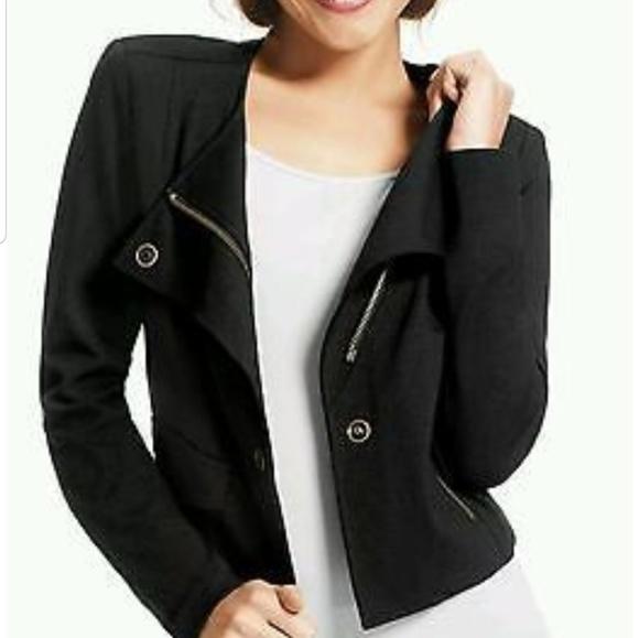 CAbi Jackets & Blazers - Cabi black blazer size small #615 brass buttons